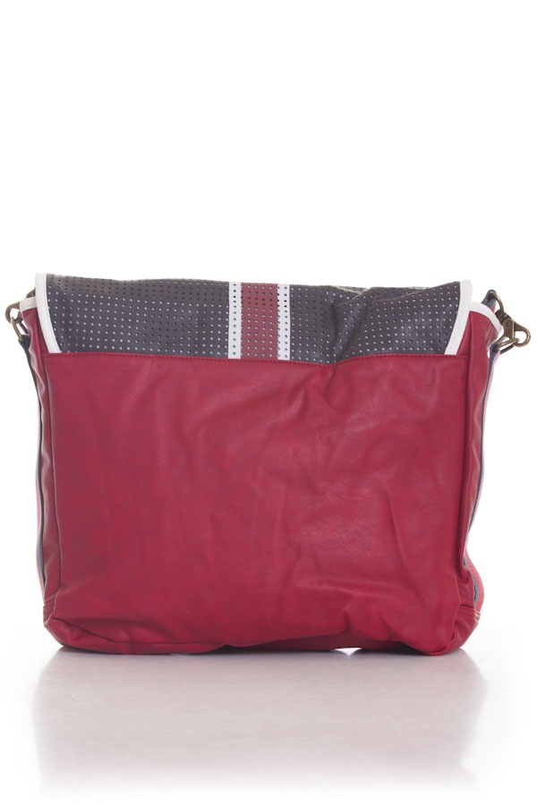 Sacoche Homme Pepe Jeans BONNET BAG RED