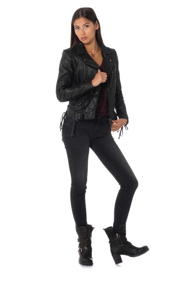 Blouson Femme Cityzen MILWAUKEE  BLACK