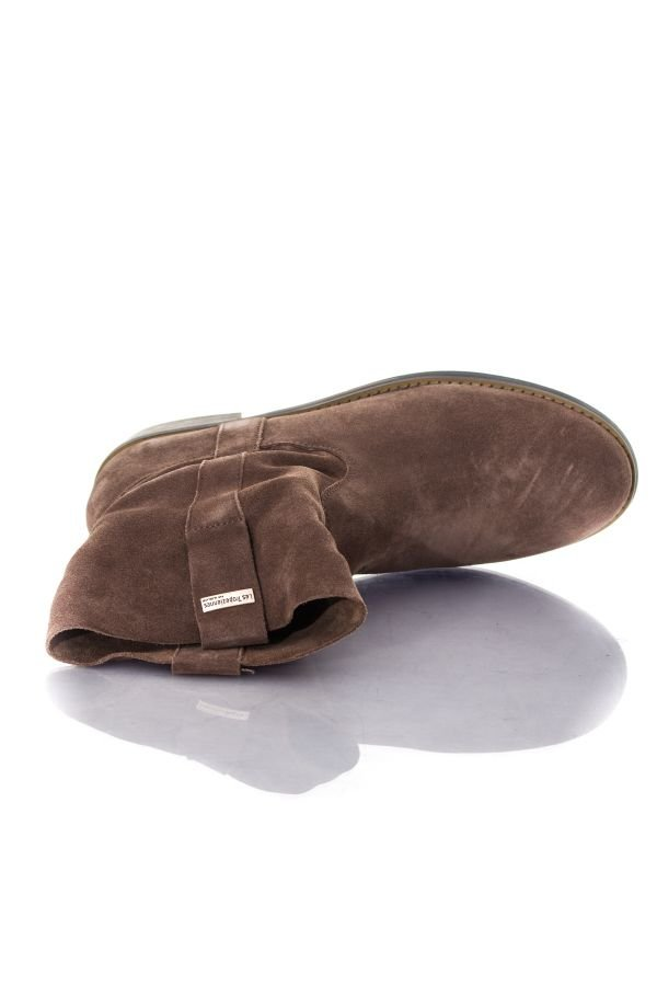 Boots / bottes Femme Les Tropéziennes par M Belarbi CURCUMA TAUPE