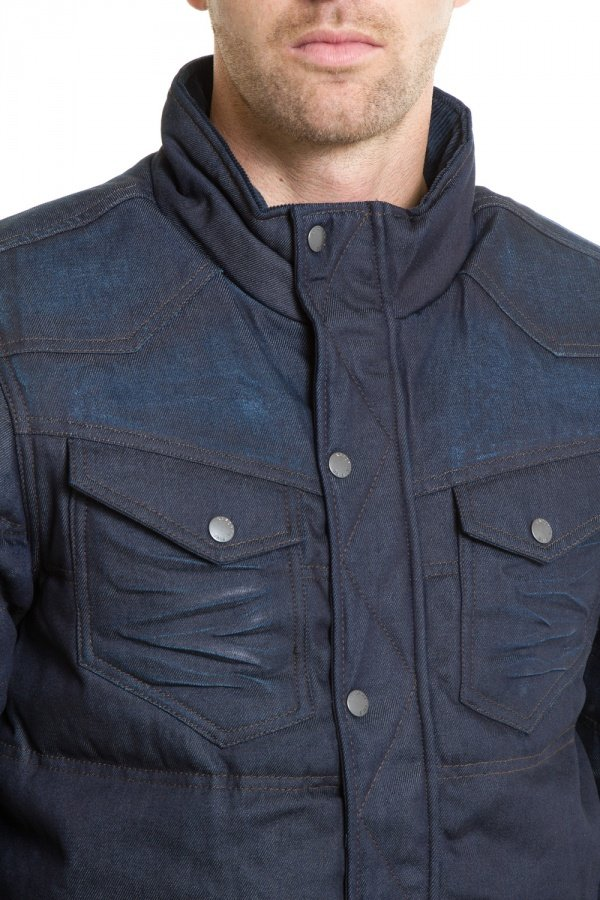 Manteau Homme Kaporal COME BLUE NIGHT