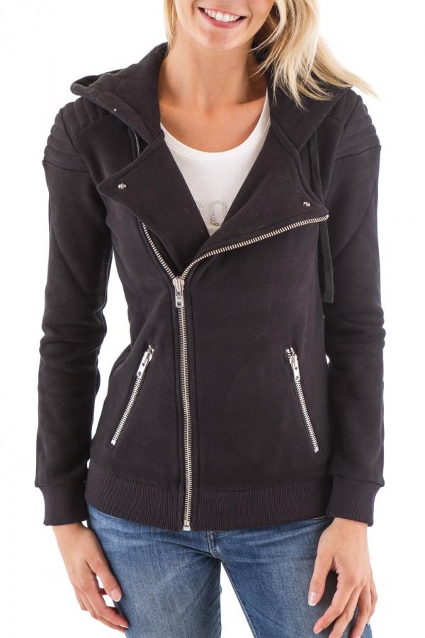 Pull/Sweatshirt Femme seven tees LADY 2 BLACK