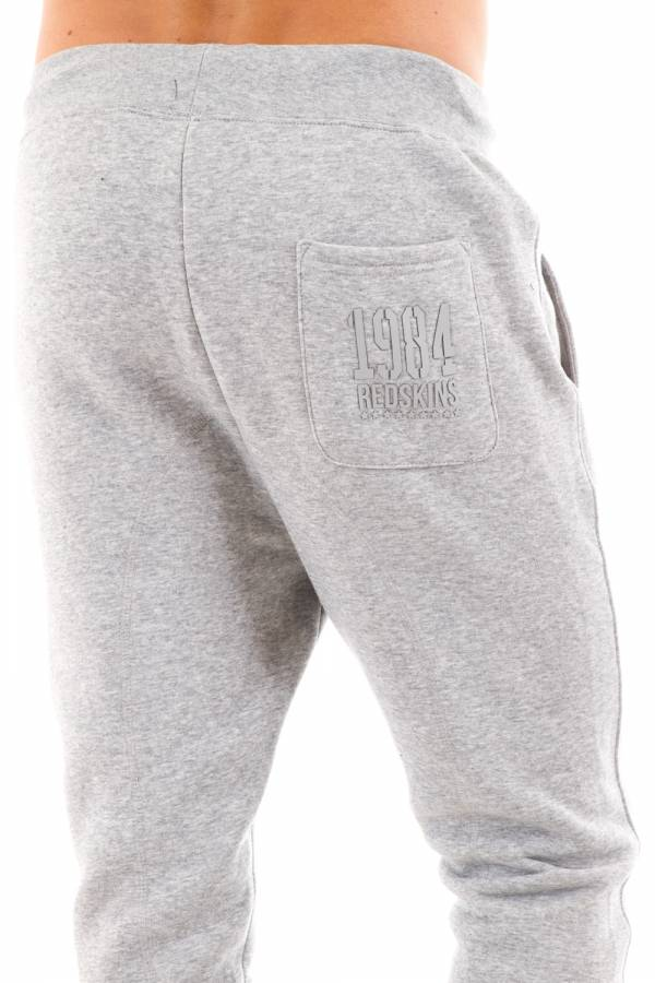 Pantalon Homme Redskins FARNLEY POSTER GREY CHINE