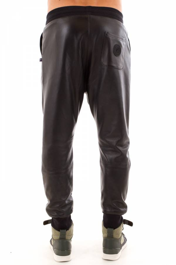 Pantalon Homme Sweet Pants CUIR LOOSE PREMIUM