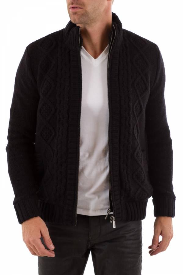 Pull/Sweatshirt Homme Kaporal ROLLS BLACK