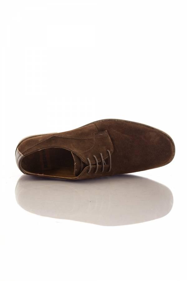Chaussures Homme Chaussures Redskins NASPAR MARRON COGNAC