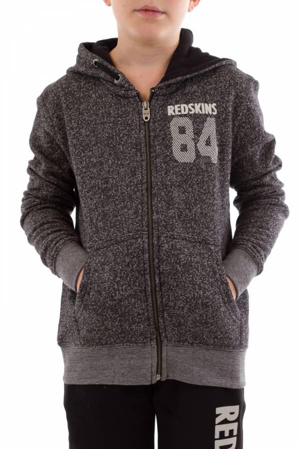 Kind Pullover/sweatshirt Redskins Junior GEORGIO PORTER GRIS MELANGE
