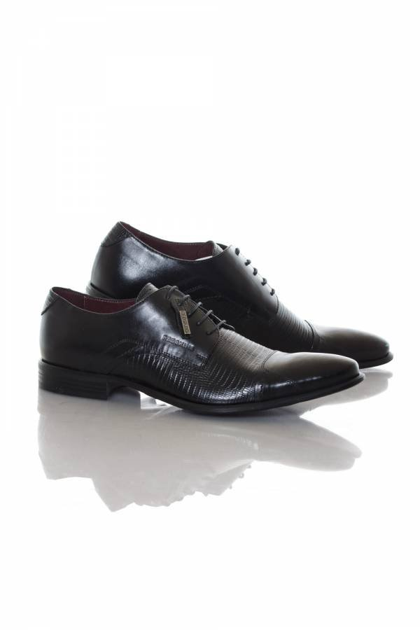 Chaussures à lacets Homme Chaussures Redskins PRADEL NOIR