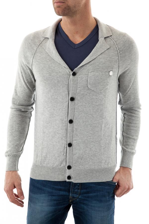 Pull/Sweatshirt Homme Antony Morato MMSW00381/9013 GRIS