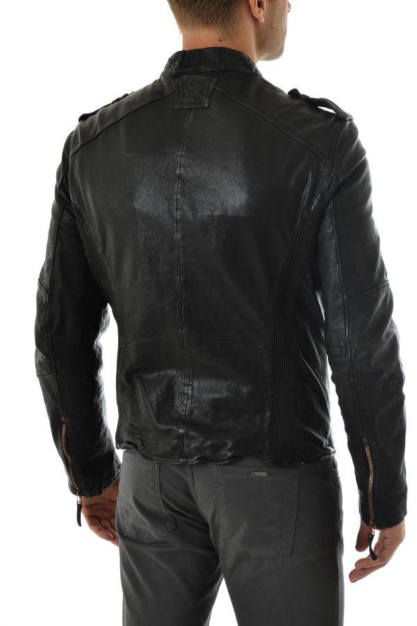 Blouson Homme Gipsy HALEN SF LVW BLACK