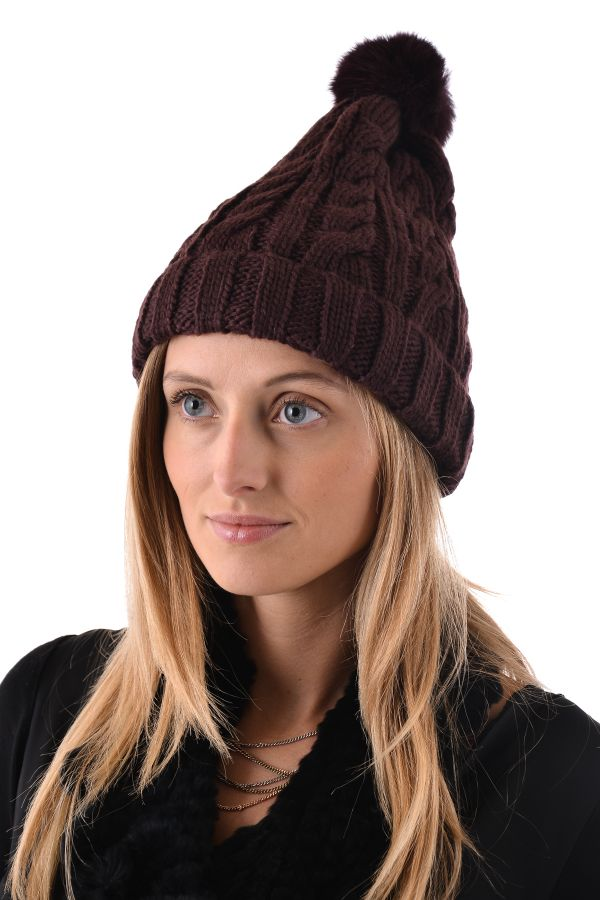 Bonnet Femme Oakwood PULPY VIOLET 543