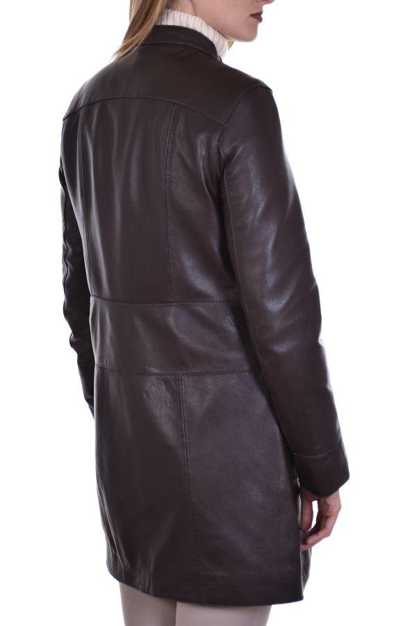 Damen Mantel Oakwood ODEON BORDEAUX 540 ZZ
