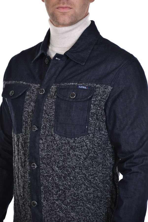 Pull/Sweatshirt Homme Kaporal REMO JBRU BRUT