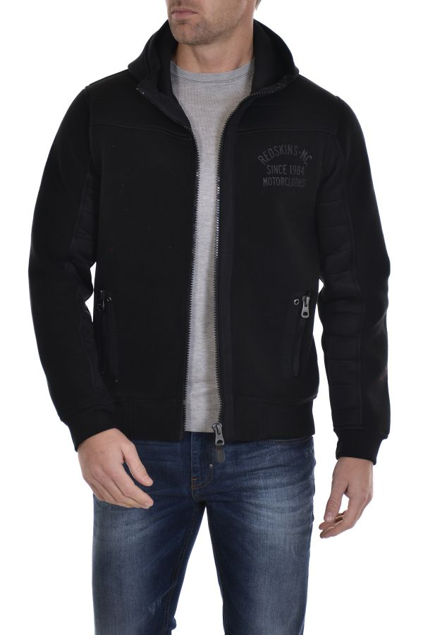 Blouson Homme Redskins TREMBLR LAB BLACK