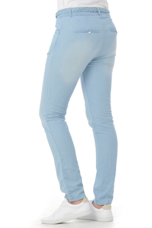 Pantalon Femme Kaporal RAWA LIGHT DENIM P16