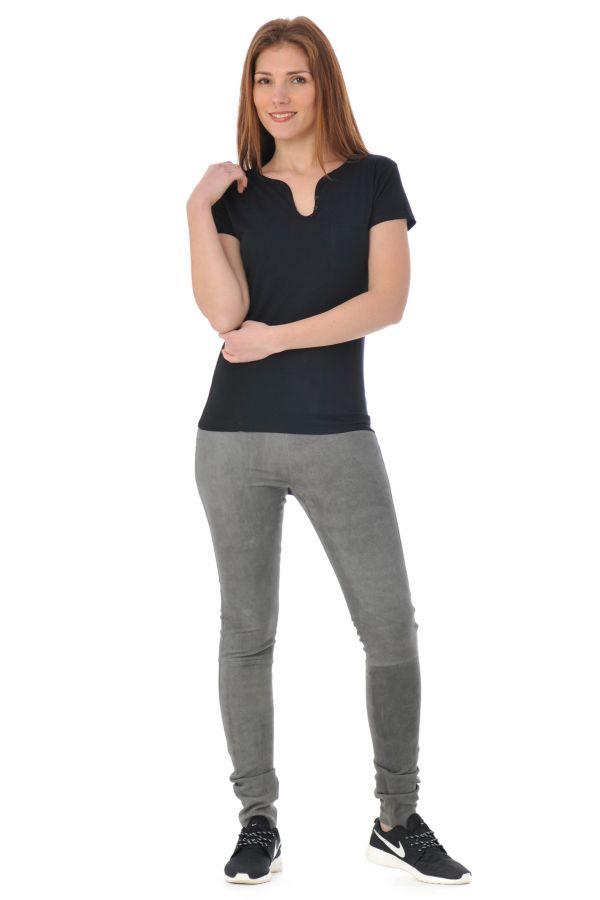 Tee Shirt Femme Kaporal NUCK BLACK P16