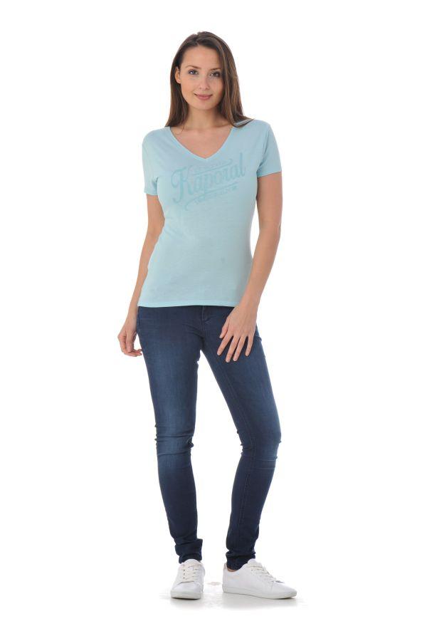 Tee Shirt Femme Kaporal NOUSH OCEAN P16