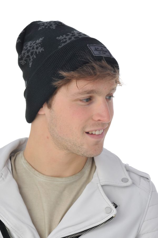 Bonnet Homme New Era HOLIDAY SNOW NEWERA BLKGRH 4063