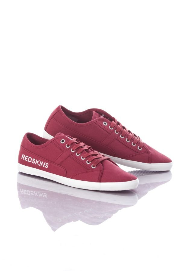 Baskets en toile Homme Chaussures Redskins ZIVEC ROUGE