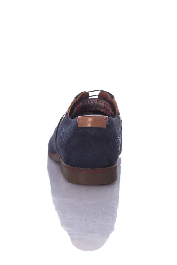 Chaussures à Lacets Homme Chaussures Redskins ODIN MARINE