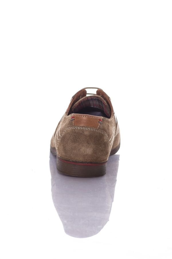 Chaussures à lacets Homme Chaussures Redskins ODIN TAUPE