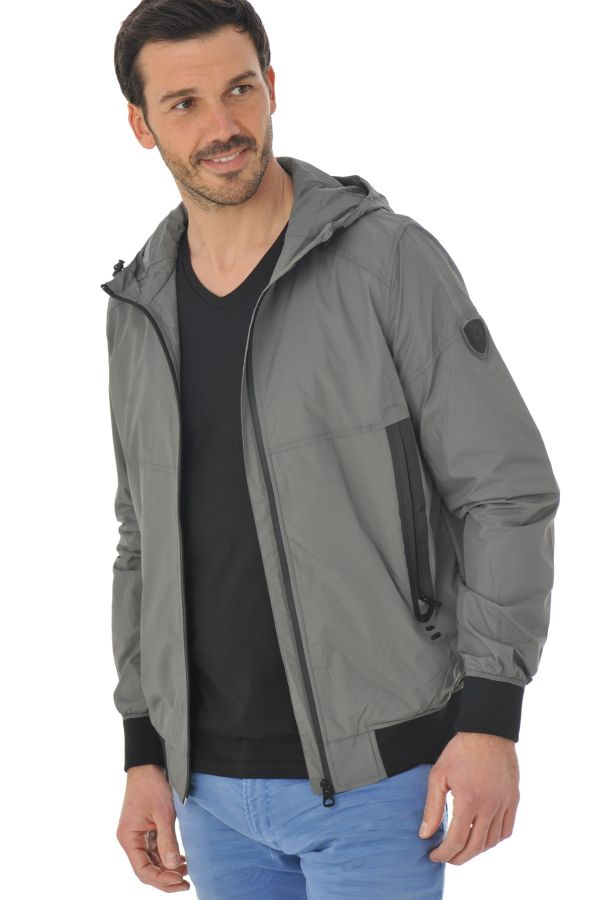 Blouson Homme Redskins BLADE BUFFALO DARK GREY P16