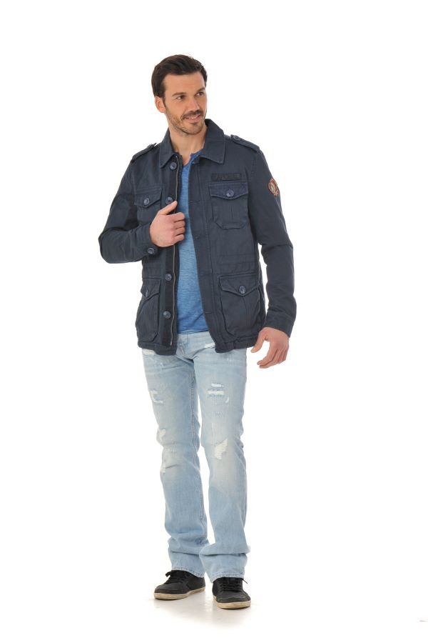 Veste Homme Kaporal TYRON BLUE NIGHT P16