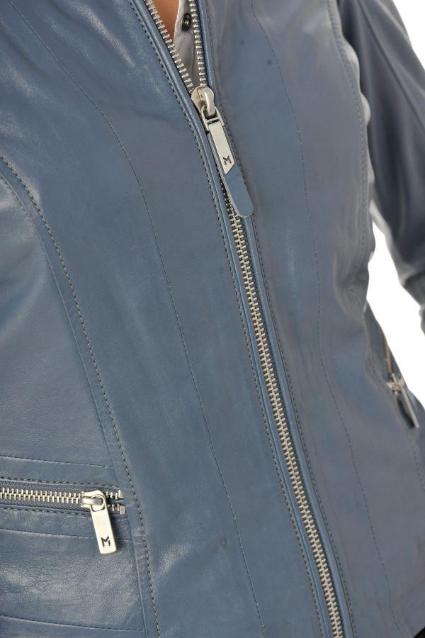 Blouson Femme Gipsy ADA S16 LADEV SEA BLUE