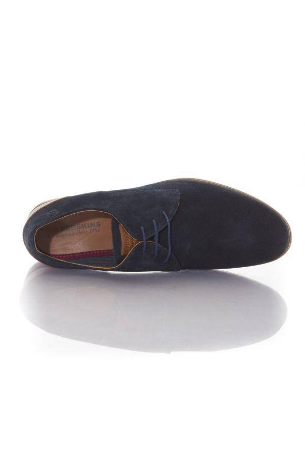 Chaussures à Lacets Homme Chaussures Redskins LANION2 MARINE COGNAC