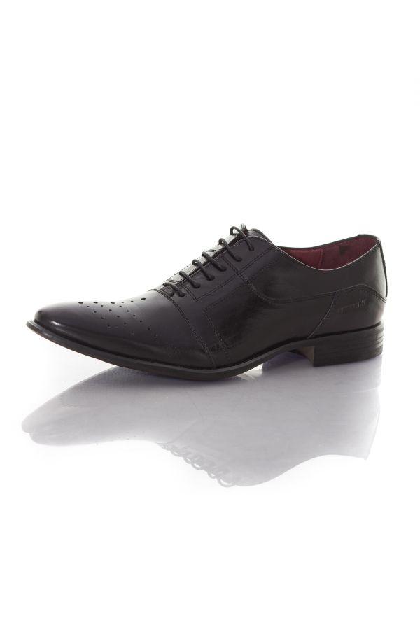 Chaussures à lacets Homme Chaussures Redskins PILAT NOIR