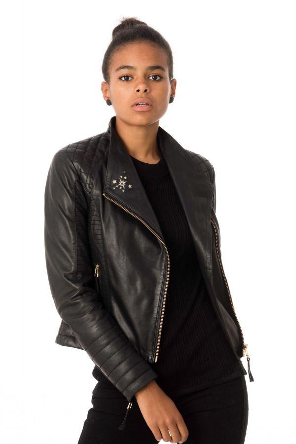 Blouson Femme Cityzen MESA BLACK