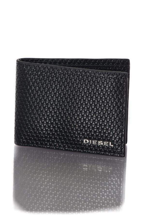 Portefeuille homme diesel sterling box ii t8013 cuir - Porte monnaie homme diesel ...