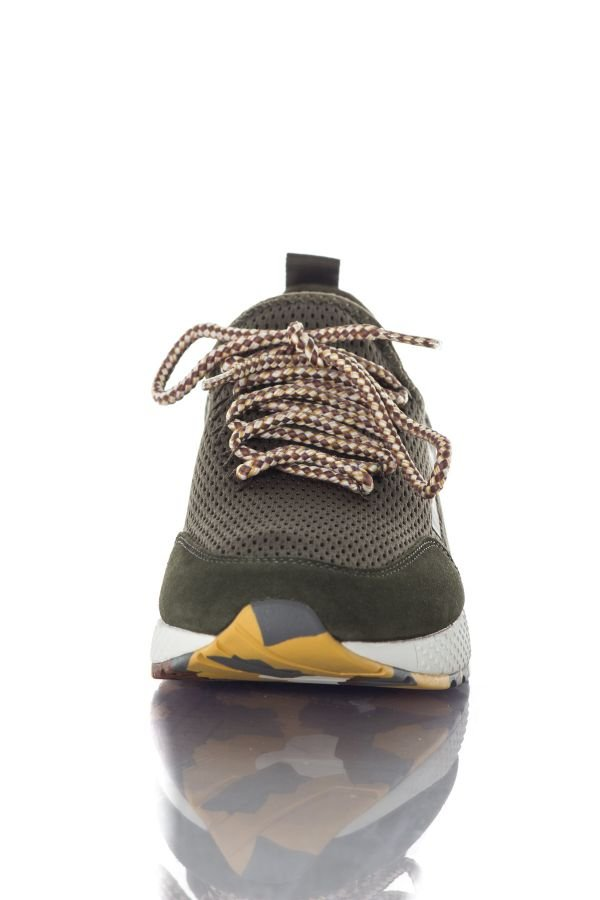 Baskets en toile Homme Diesel S-KBY OLIVE NIGHT