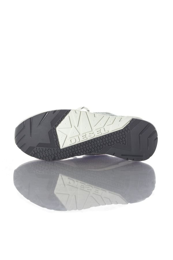 Baskets en toile Homme Diesel S-KBY MULTICOLOR ASH