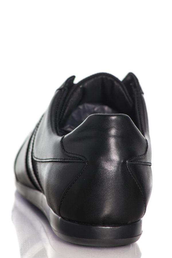 Baskets en cuir Homme Chaussures Redskins MAGE NOIR