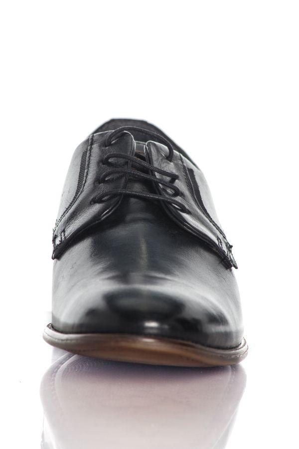 Redskins Chaussures Noir Homme Cuir Neska z5ffwgFq