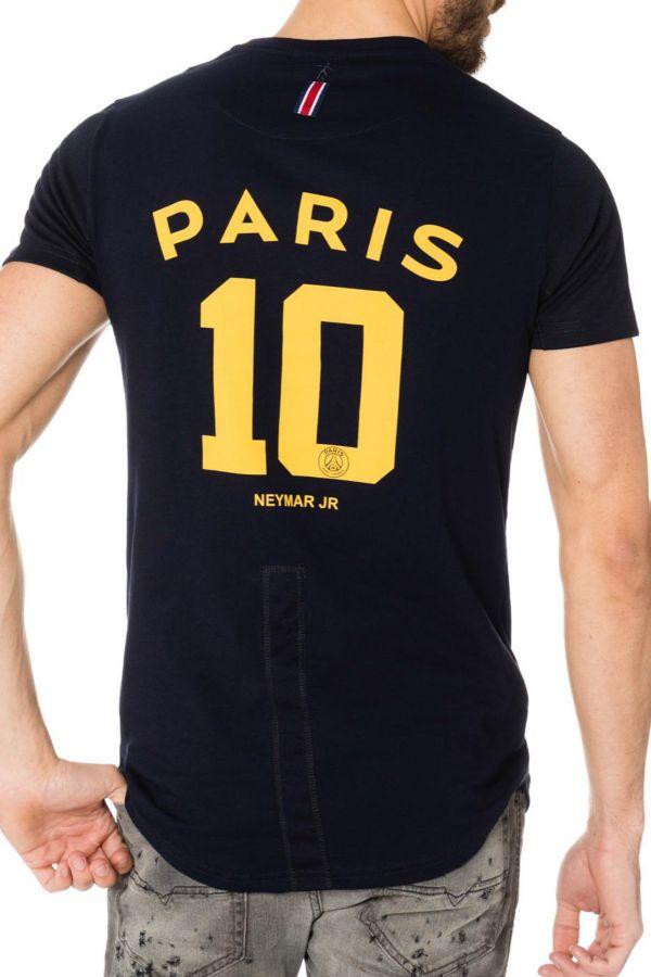 Tee Shirt Enfant Paris Saint Germain T-SHIRT JUNIOR NEYMAR BLEU