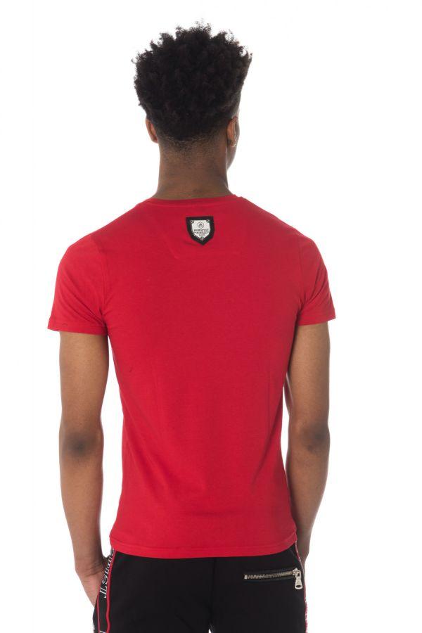 Tee Shirt Homme Horspist BOSTON M500 RED