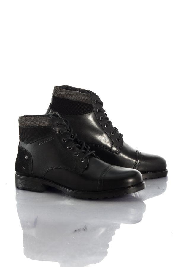 Noir Chaussures Rjqla435 Homme Bottes Boots Redskins Ebien iZPOkuX