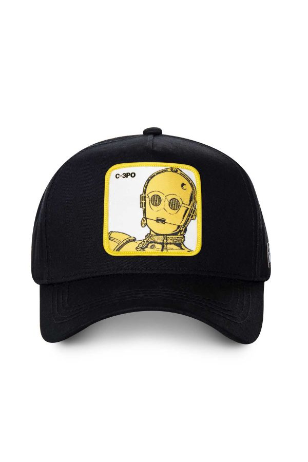 Casquette Homme COLLABS TRUCKER C3PO