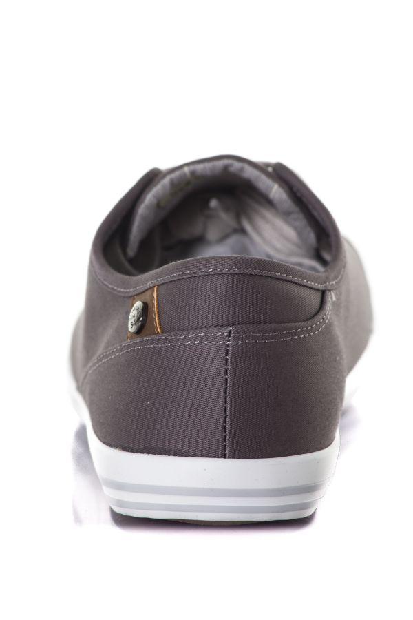Baskets En Toile Homme Chaussures Redskins VERVIL GRIS