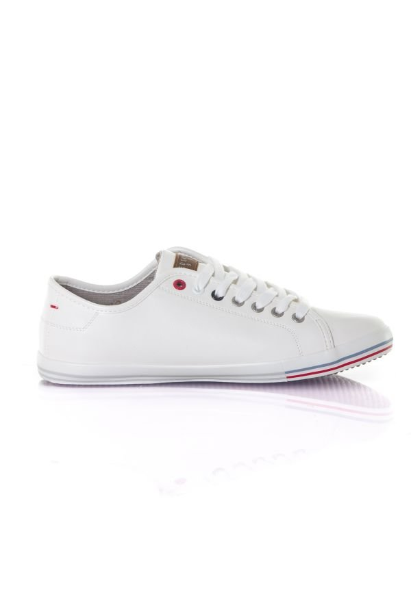 232705cf2f Chaussures Homme Chaussures Redskins VANDAL BLANC - Cuir-city.com