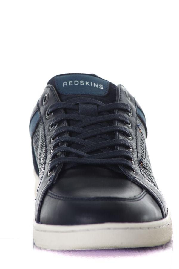 Baskets en cuir Homme Chaussures Redskins DEDISS MARINE