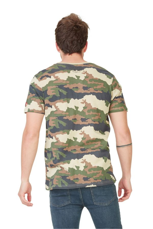 Tee Shirt Homme Von Dutch TSHIRT BELLS / C