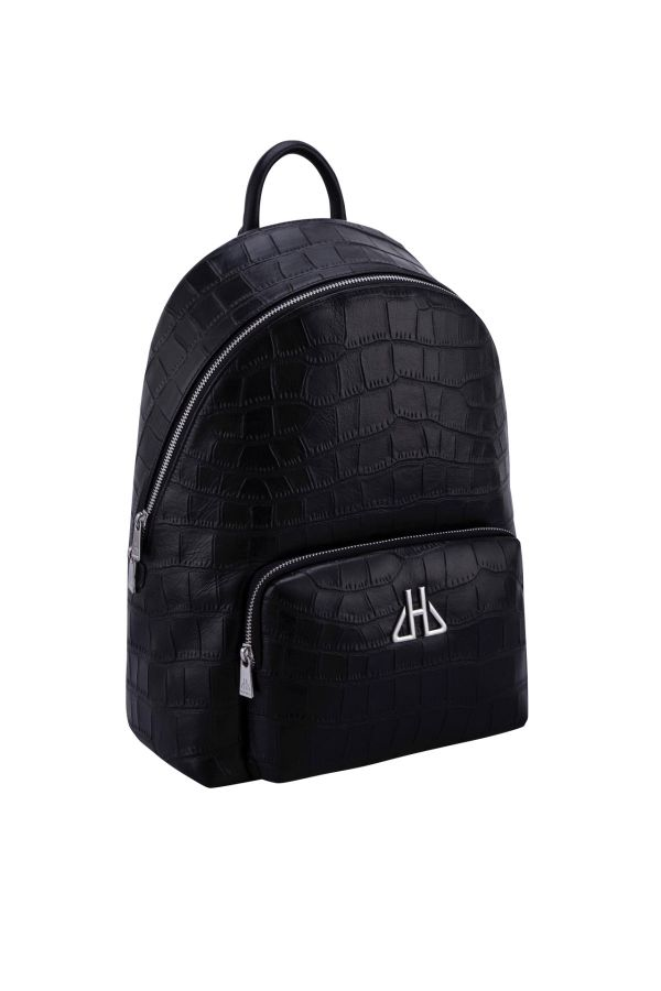 Sacs Homme Horspist MACAO LEATHER CROCO