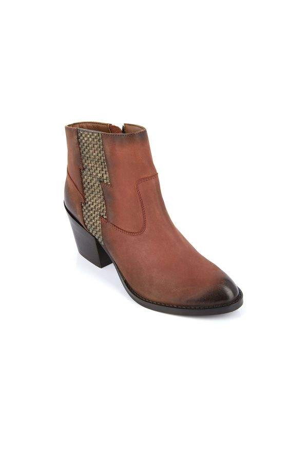 Chaussures Femme Kaporal Shoes LIBERTY COGNAC
