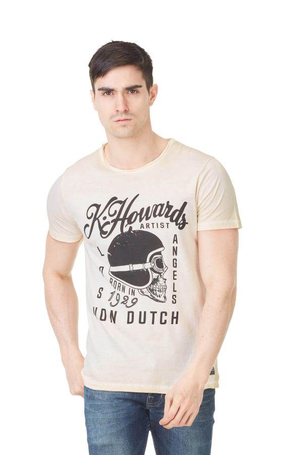 Tee Shirt Homme Von Dutch TSHIRT CORTES E
