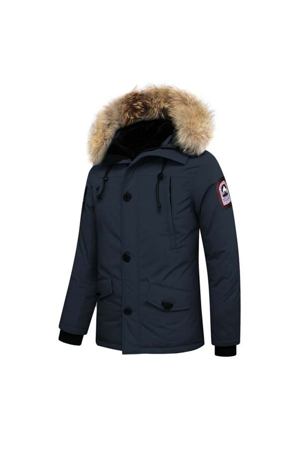 Veste Homme Helvetica ONTARIO MEN RACCOON EDITION NAVY 2K21
