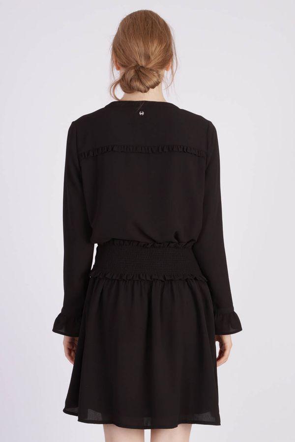 Jupe/robe Femme Kaporal DOLLI BLACK
