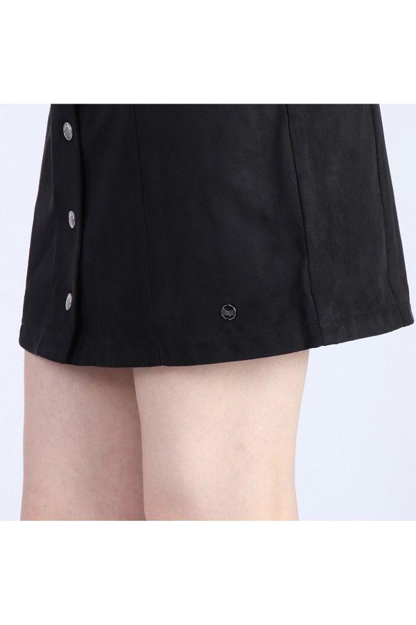 Jupe/robe Femme Kaporal PAMPA BLACK
