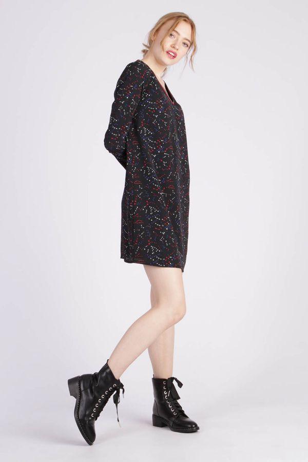 Jupe/robe Femme Kaporal PHIBY BLACK